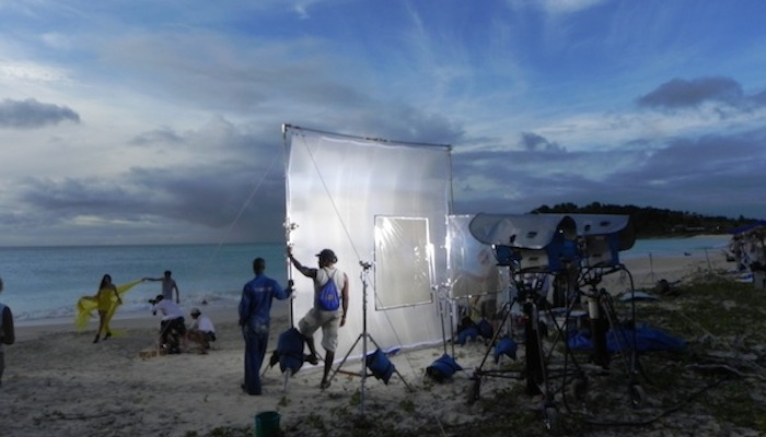 Deichmann Shoot - Beach Lights