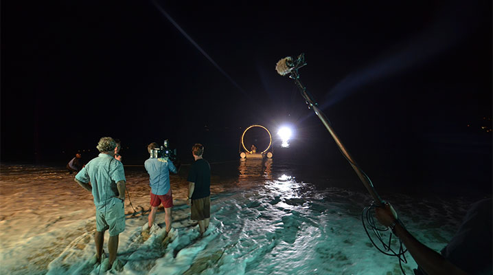 Malibu Shoot - Boom For Mr Moon